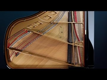 Steinway-designed Boston Piano Rim